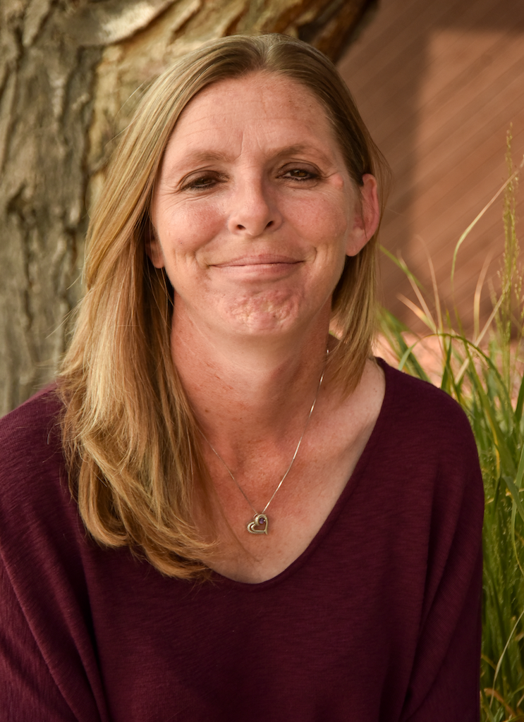 Michelle McComas, Office Manager at PSWI in Casper, Wyoming.